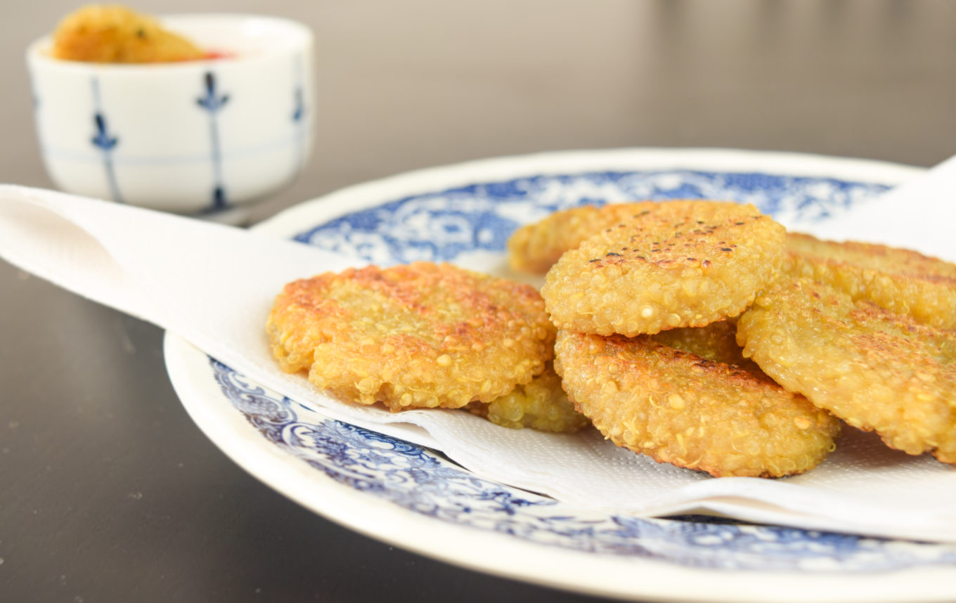 Quinoa Nuggets